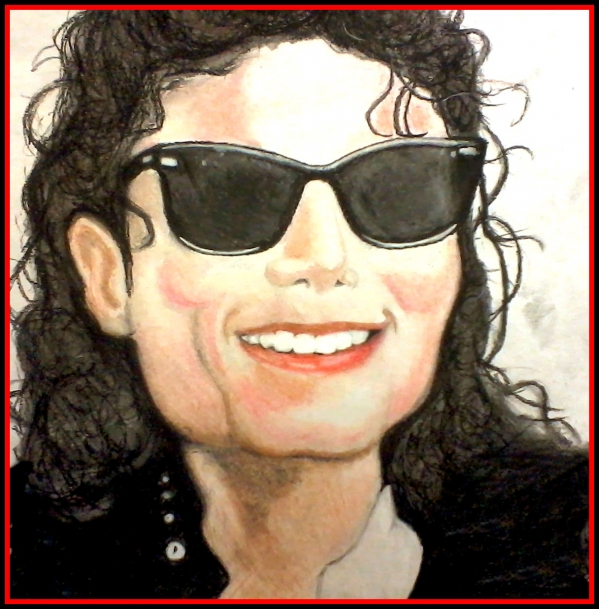 Michael Jackson by RonDeezle
